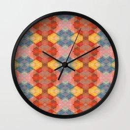 Metric Wall Clock
