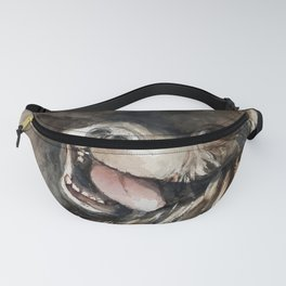 Cocoa Fanny Pack