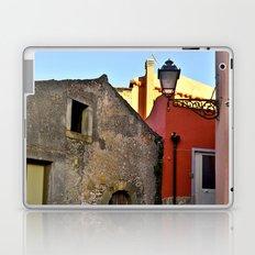 Medieval village of Sicily Laptop & iPad Skin
