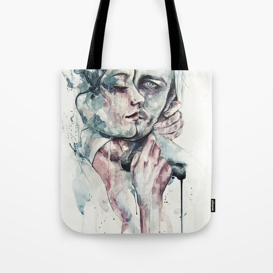 forever yours freckles Tote Bag