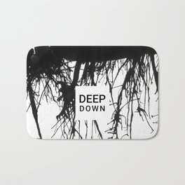 Deep down Bath Mat