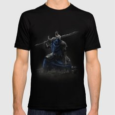 Artorias (Dark Souls fanart) Mens Fitted Tee X-LARGE Black