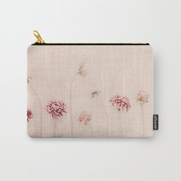 Cameo pink Carry-All Pouch
