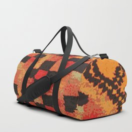 Tribal Shaman Badge Duffle Bag