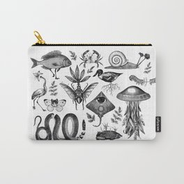 Curiosity Cabinet Collection Carry-All Pouch
