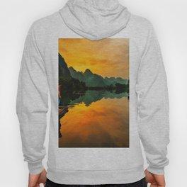 Sunrise on the Lake (Color) Hoody
