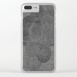 Million Reasons Clear iPhone Case