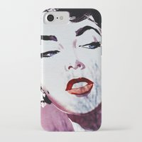 jenny liz rome iPhone & iPod Cases featuring Liz by Alex Photography and Designs