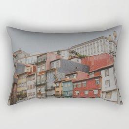 Oporto charming colours Rectangular Pillow