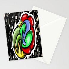 Digital Abstract Graffiti #4 Stationery Cards