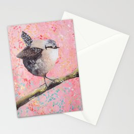 Fat Bird Stationery Cards