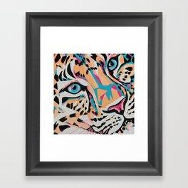 "Leap ""Serengeti Series"" Framed Art Print"