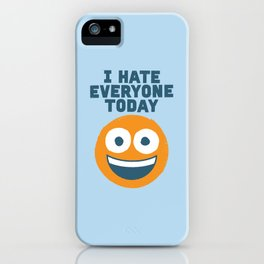 Loathe Is the Answer iPhone Case