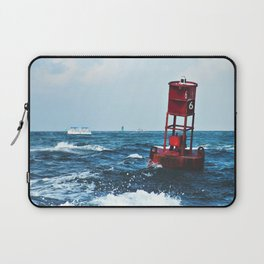 Buoy #6 Laptop Sleeve