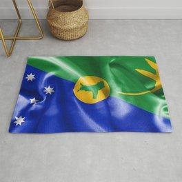 Christmas Island Flag Rug