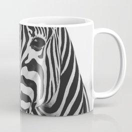 The Thoughtful Zebra Coffee Mug