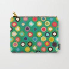 green pop spot Carry-All Pouch