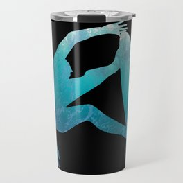 Ride the waves - surfing Travel Mug