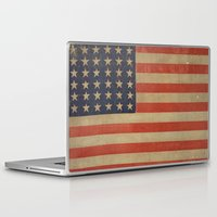 flag Laptop & iPad Skins featuring Flag by ART SHOP