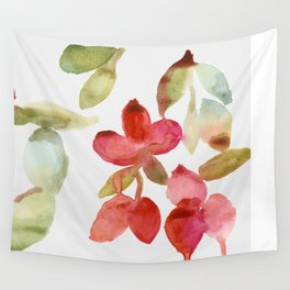 Rosehip Wall Tapestry