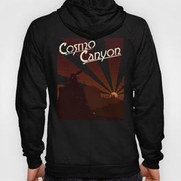 Final Fantasy VII - Cosmo Canyon Tribute Hoody