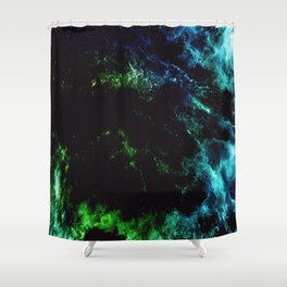 Dark Matter Shower Curtain
