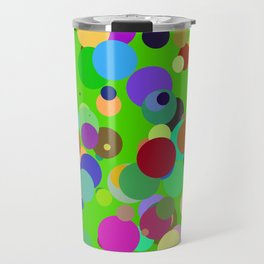 Circles #15 - 03202017 Travel Mug