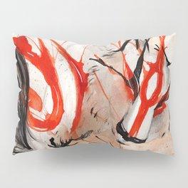 Okami Amaterasu Ink Pillow Sham