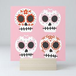 Sugar Skulls Mini Art Print