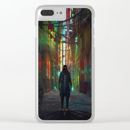 Get Ready Clear iPhone Case