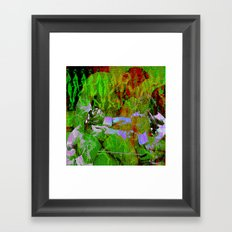 The defeat of the Champion Framed Art Print