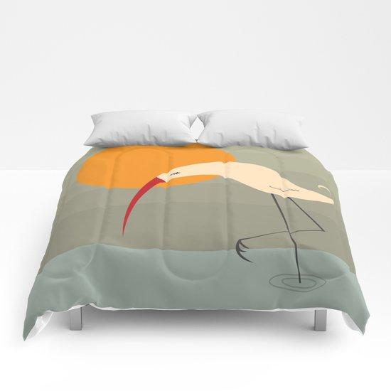 Bird Vertical Comforters