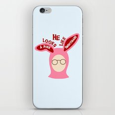 A Christmas Story - Pink Nightmare iPhone & iPod Skin