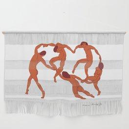 Henri Matisse - La Danse (The Dance) - Artwork Reproduction for - Wall Art, Prints, Posters, Canvas Wall Hanging