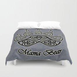 Mama Bear Duvet Cover