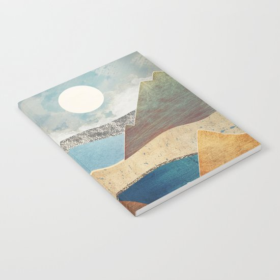 Mountain Pass Notebook