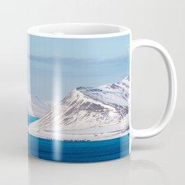 Svalbard Norway Polar Arctic Landscape Coffee Mug