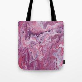 Magenta Series 3 Tote Bag
