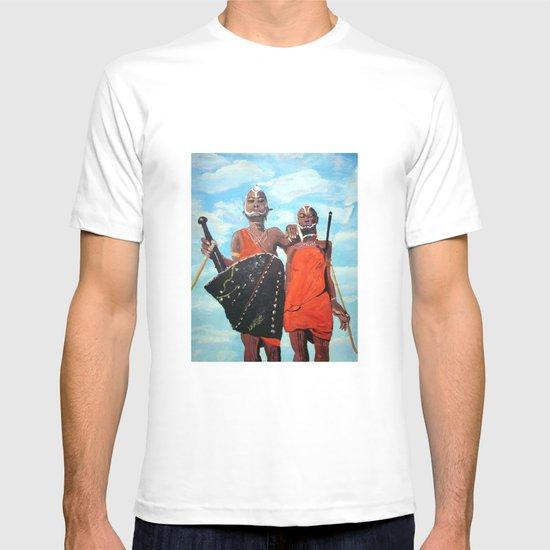 Zulu Couple T-shirt