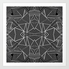 Ab Extreme Art Print