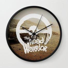 The Road Warrrior Wall Clock