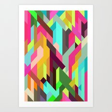 City 04. Art Print