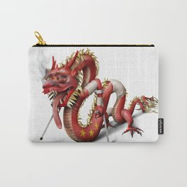 Knackered Dragon Carry-All Pouch