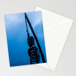 Rusting Away Stationery Cards