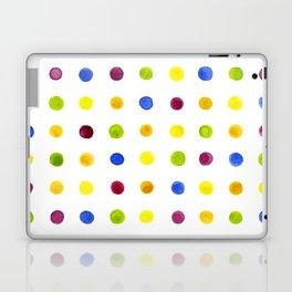 Candied Polka Dots Laptop & iPad Skin