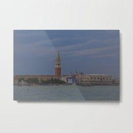 St Mark's Square, Venice, Italy Metal Print