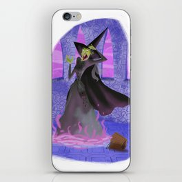 Wicked Witch iPhone Skin