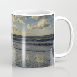 sunset on texel Coffee Mug