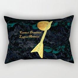 Spirit of the Wolf Rectangular Pillow