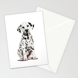 Cute Dalmatian 6 Stationery Cards